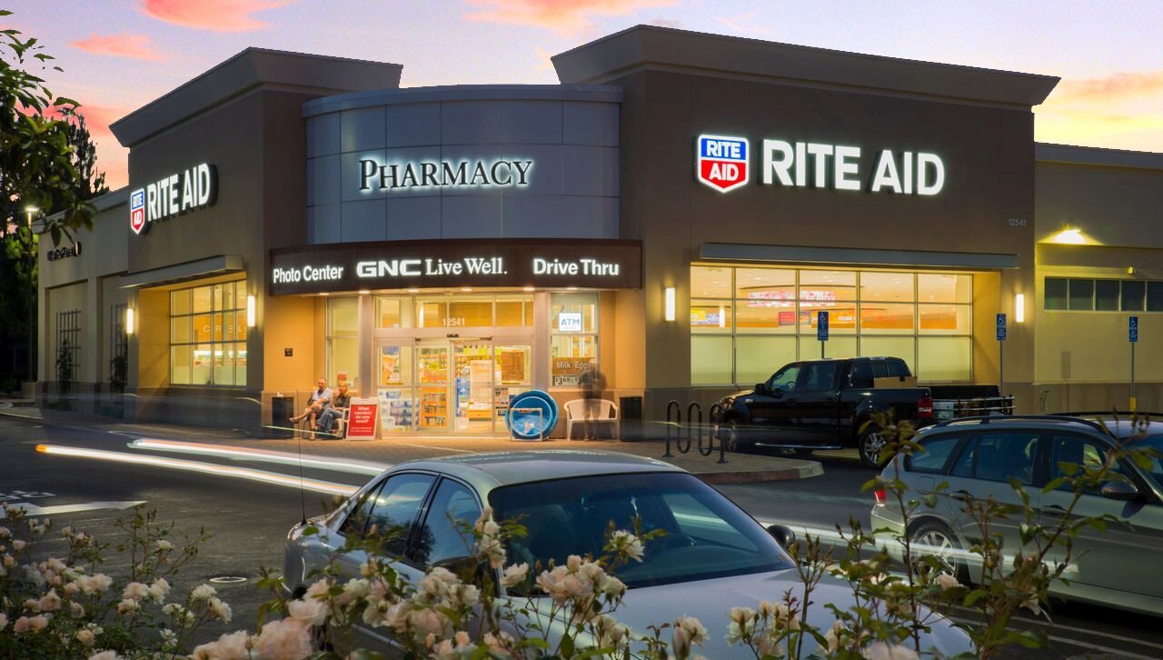 Rite Pharmacy - New Store - Seal Beach, CA