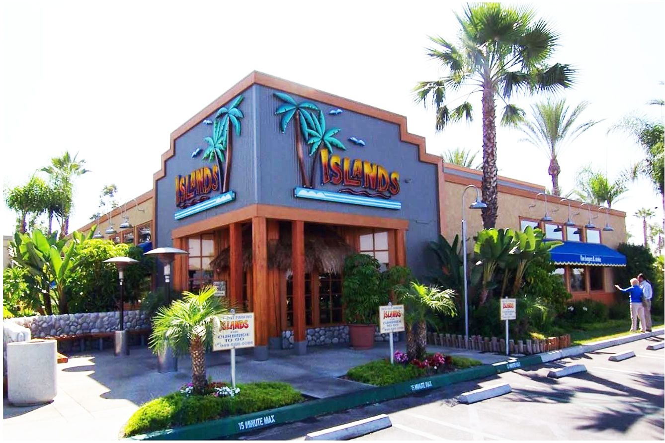 Islands Restaurant New Store - Foothill, CA