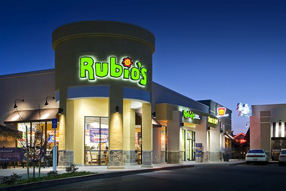 Rubio's Coastal Grill New Store - Lakewood Promenade Center