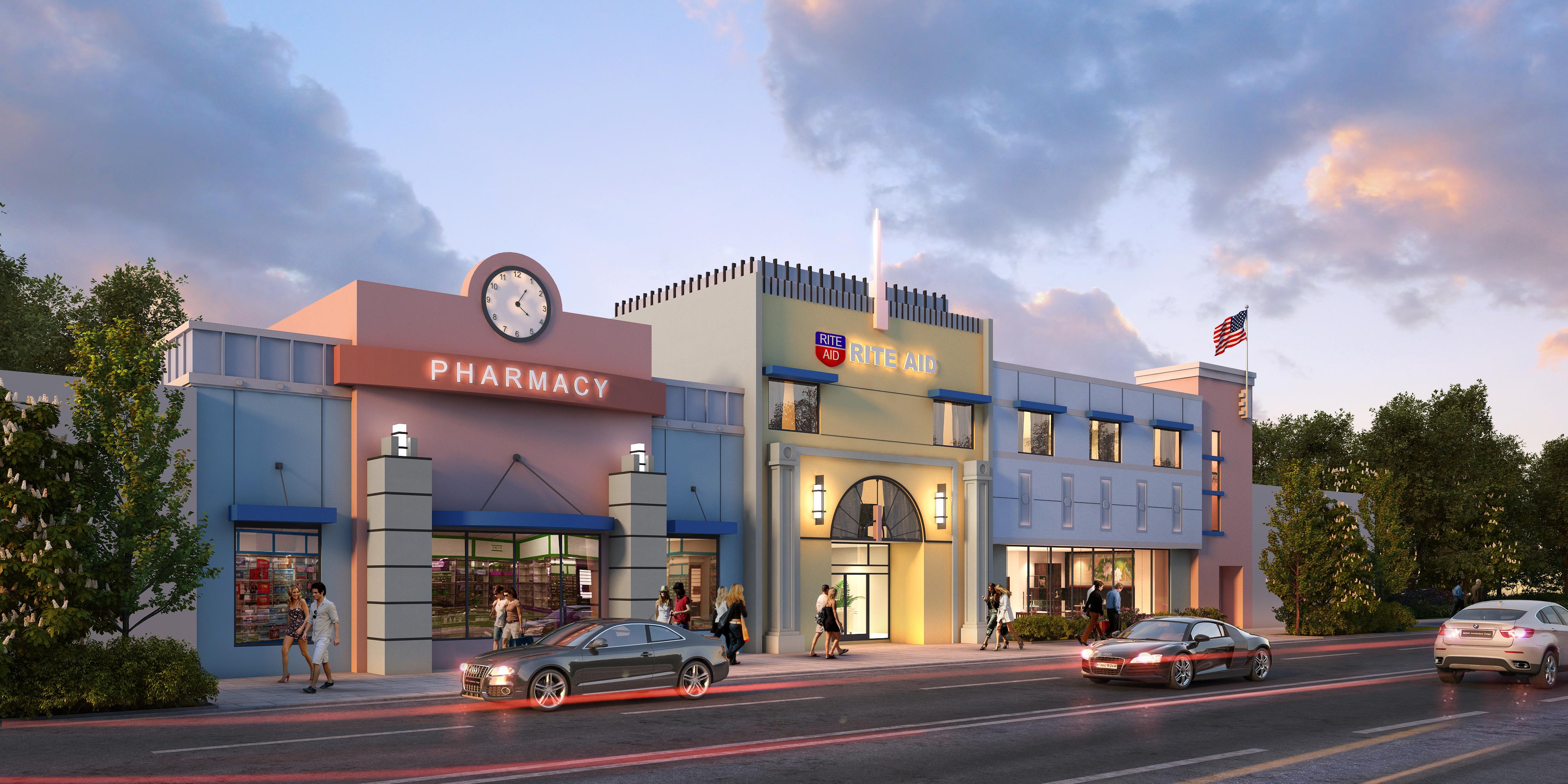 Rite Aid Pharmacy Design & Remodel- Coronado, CA