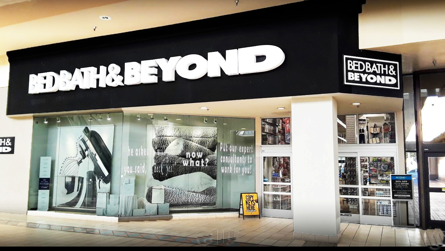 Bed Bath & Beyond Remodel - Lakewood Mall
