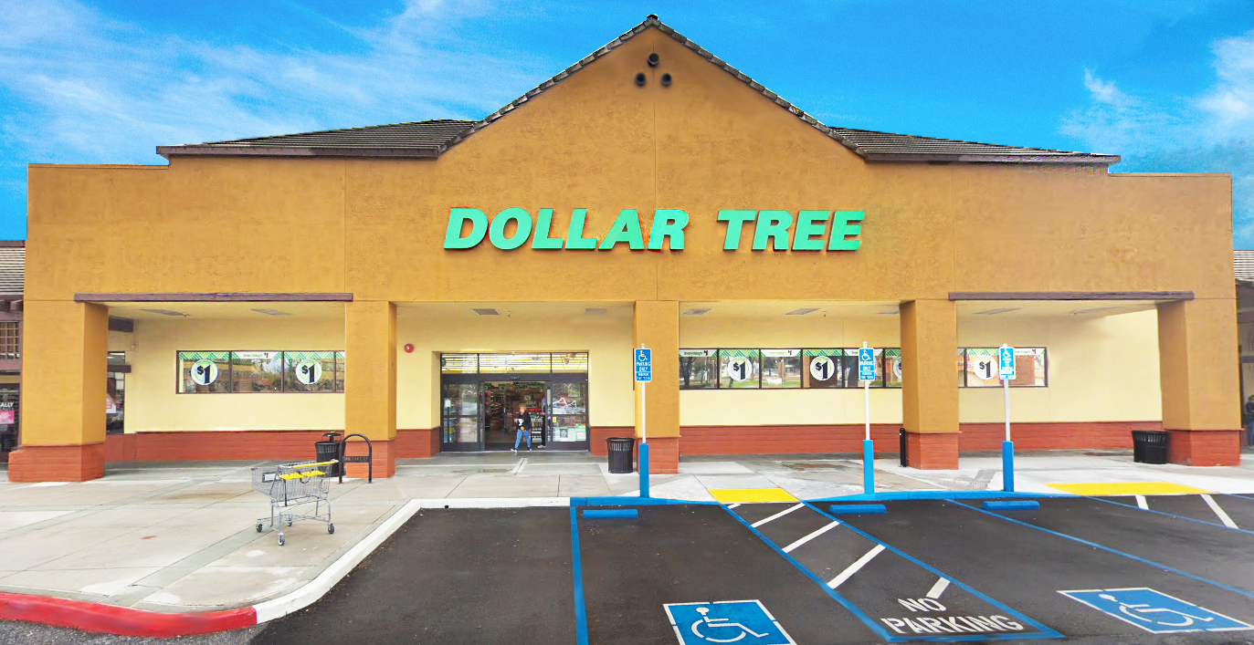 Dollar Tree New Store - San Jose, CA