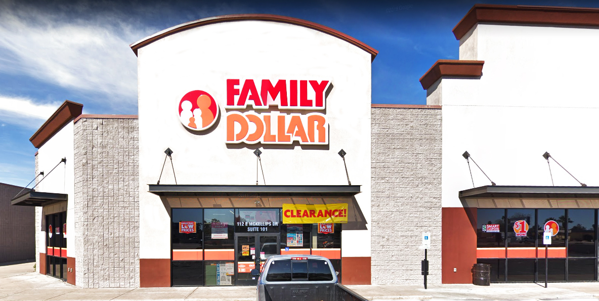 Family Dollar New Store - Mesa, AZ