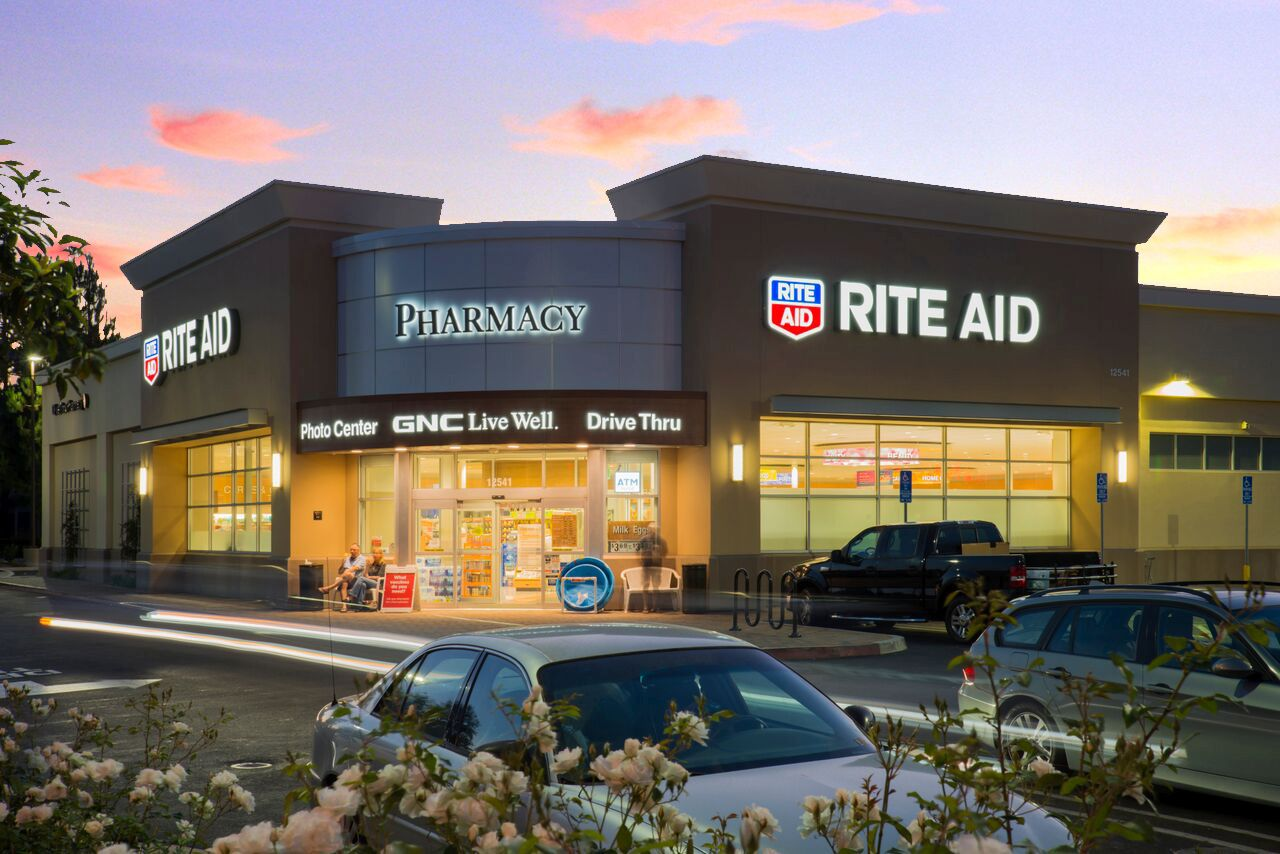 Rite Aid Pharmacy New Store - Seal Beach, CA