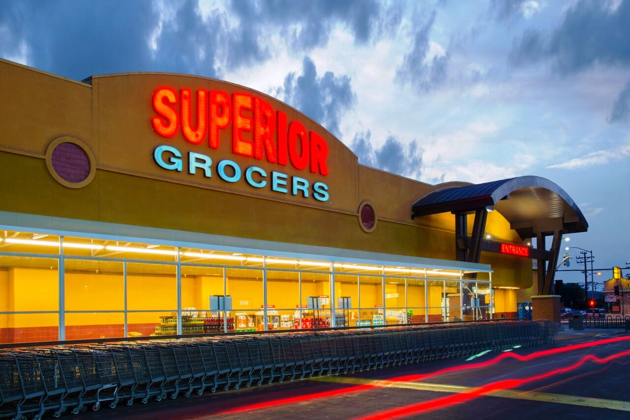 Superior Grocers - Remodel - Los Angeles, CA