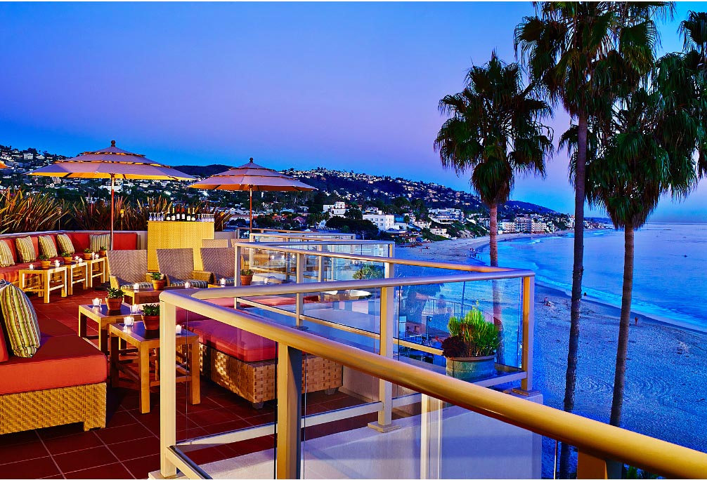 Pacific Terrace - Inn At Laguna