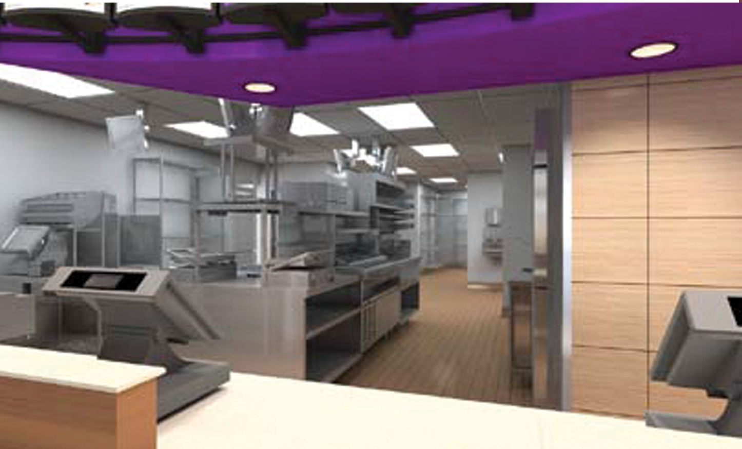 Taco Bell Corporate Test Kitchen