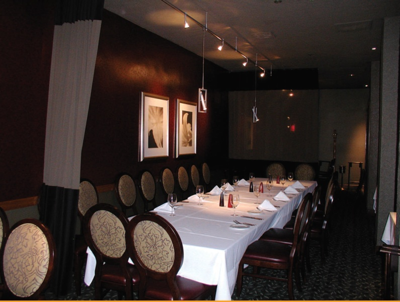 JW's Restaurant - Remodel - Marriott Hotel, Anaheim,CA