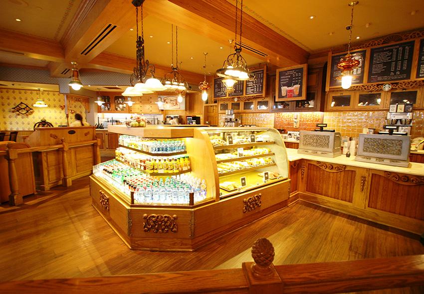 Starbuck's - Remodel - Disneyland Park - Main Street USA -