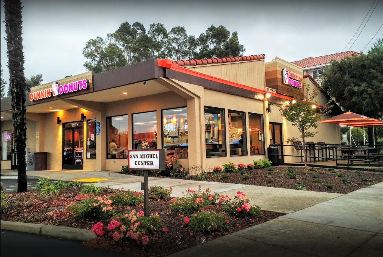 Dunkin Donuts - Conversion - Walnut Creek, CA