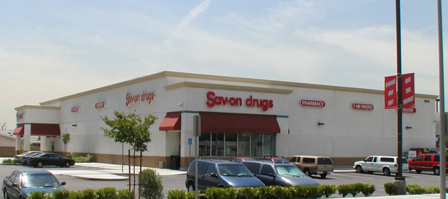 Savon Drugs New Store - Baldwin Park, CA